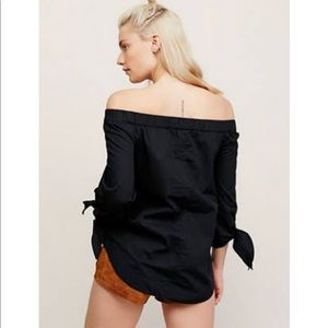 free people show me some shoulder tunic